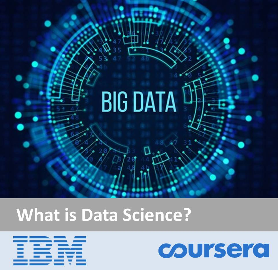 What is Data Science course
