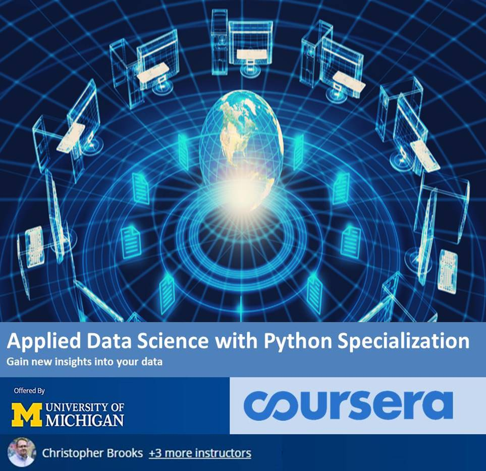 Applied Data Science with Python Specialization 2