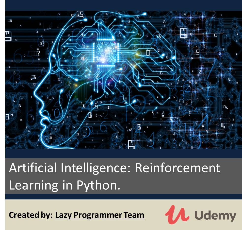 reinforcement learning python