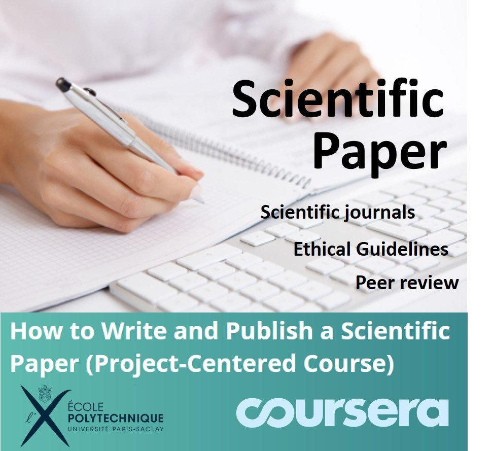 how to write and publish scientific paper