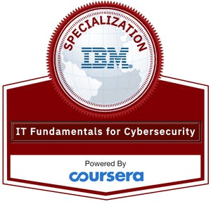 IT Fundamentals for Cybersecurity specialization