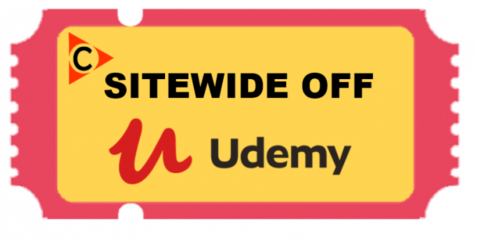 Udemy Sitewide OFF